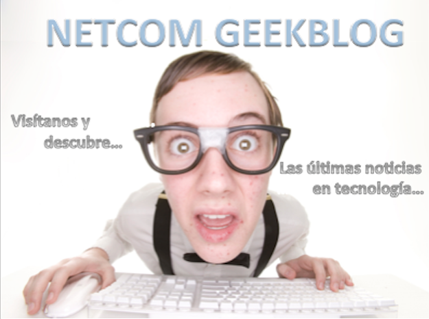 netcom geek blog